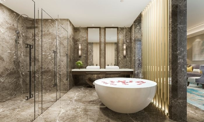 Top Ideas to Help Make Your Bathroom Look Bigger