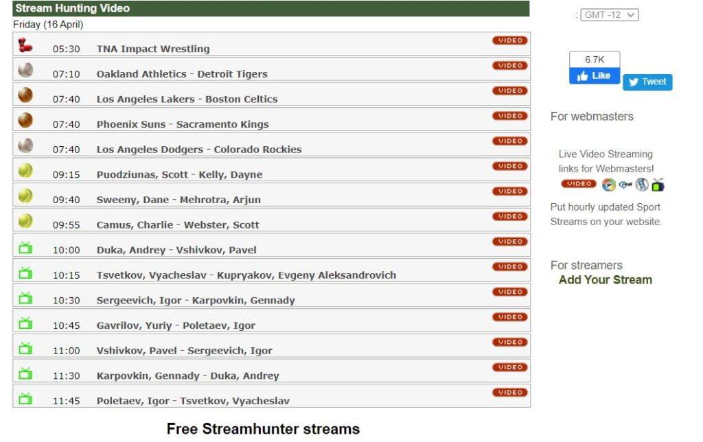 Streamhunter