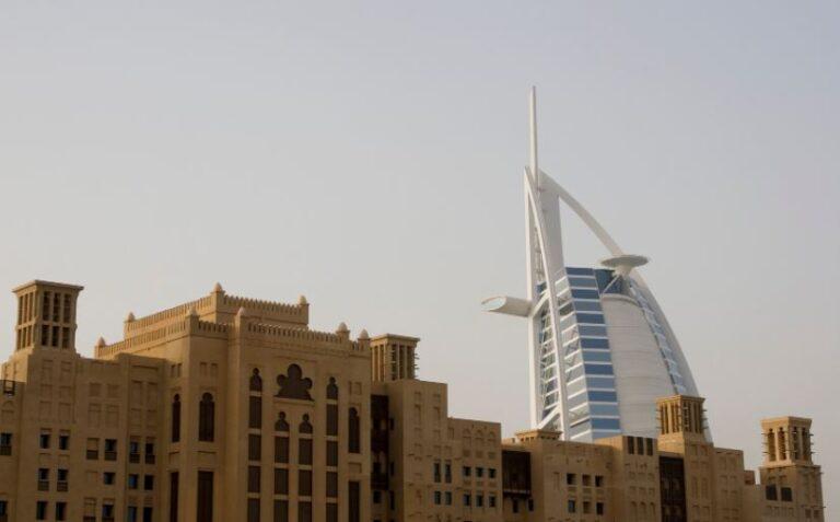 Travel Beyond the UAE Through the Courts in Ibn Battuta Mall