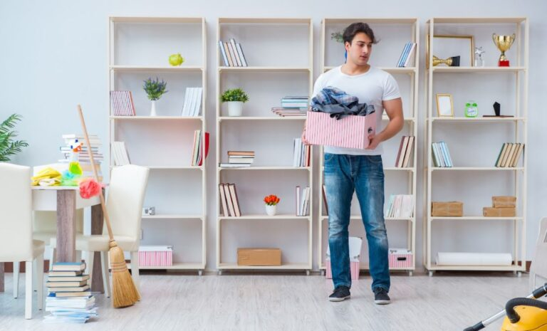 6 Tips For Efficient One-Day Declutter